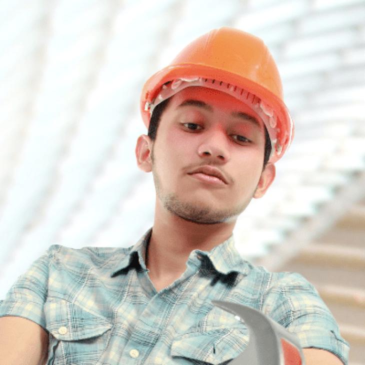 Adrian Damean, 24 Years, Logistic Supervisor Refresh AMS